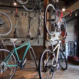 西早稲田自転車店リピト・イシュタール1号店 (自転車店舗 自転車展示-2)