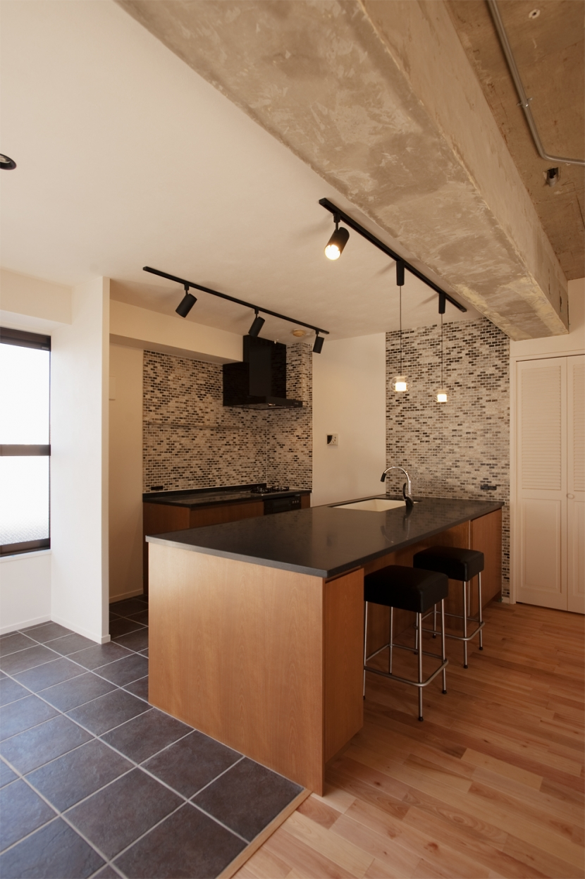 リフォーム・リノベーション会社:スタイル工房「U邸・お料理もフラワーアレンジもみんなで楽しむお家」