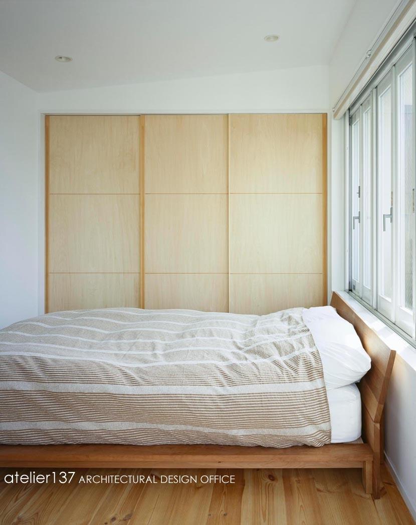 011船橋Kさんの家 (寝室)