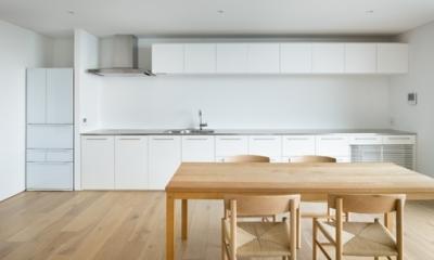 横須賀の家 (キッチン)