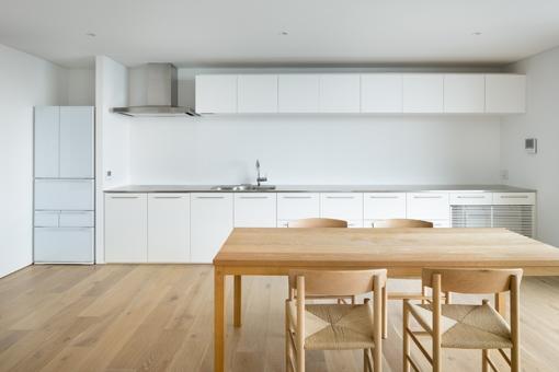 横須賀の家の部屋 キッチン