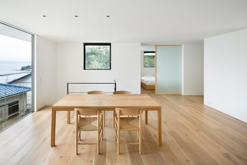 横須賀の家の部屋 リビング