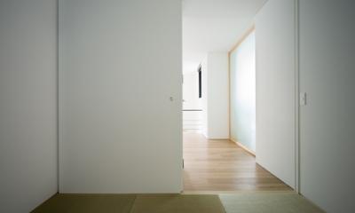 横須賀の家 (和室)
