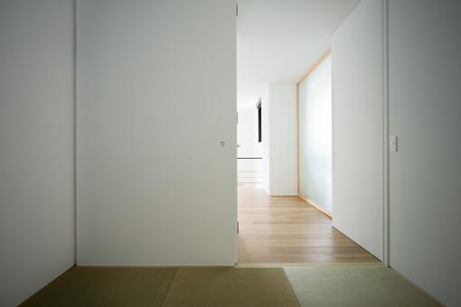 横須賀の家の部屋 和室