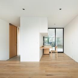 横須賀の家 (書斎)