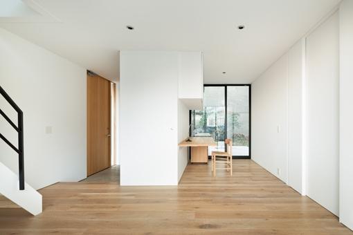 横須賀の家の部屋 書斎