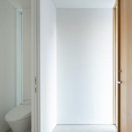 横須賀の家 (トイレ)