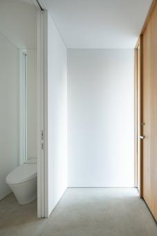 横須賀の家の部屋 トイレ