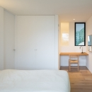 横須賀の家の写真 寝室