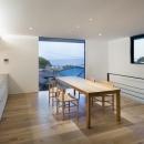 横須賀の家の写真 リビング