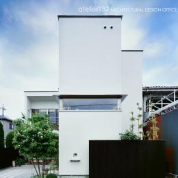 002八潮Fさんの家 (外観)
