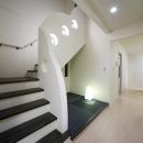 小堺文彦の住宅事例「センターコートのある家」