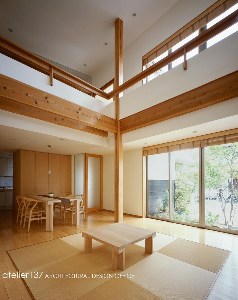建築家:鈴木宏幸「002八潮Fさんの家」