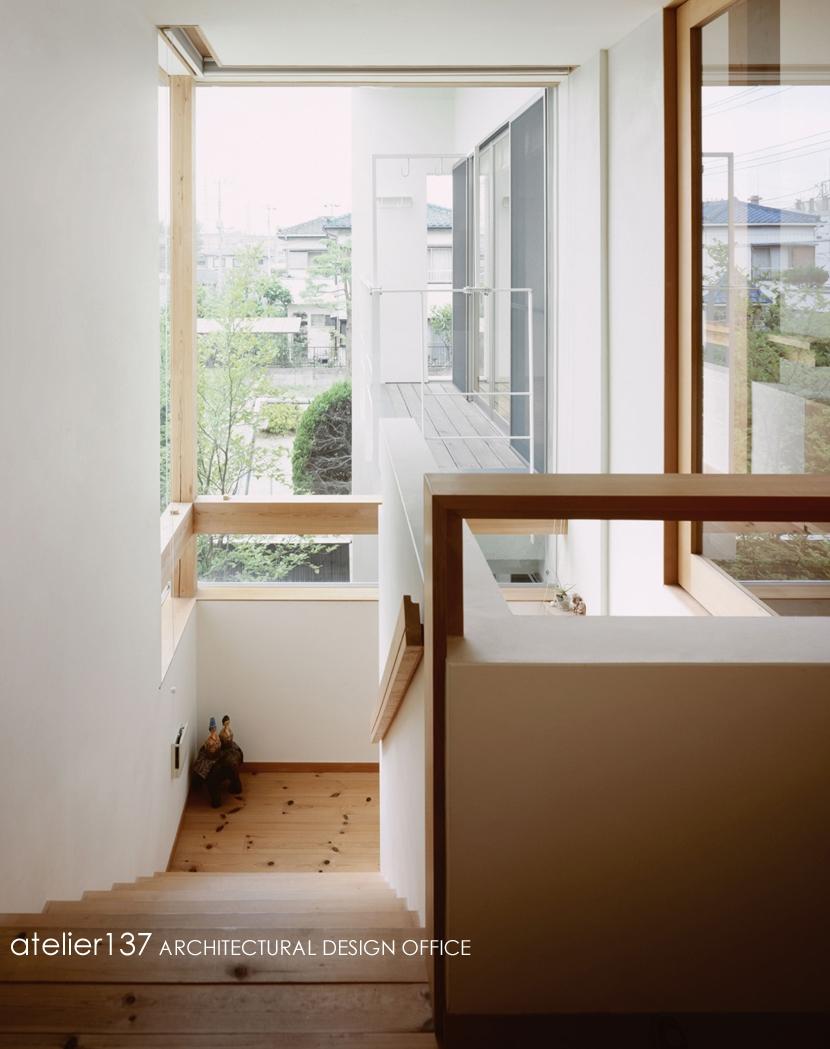 002八潮Fさんの家の写真 階段