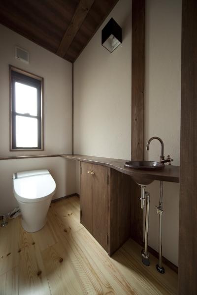 トイレ (江戸数寄庵)