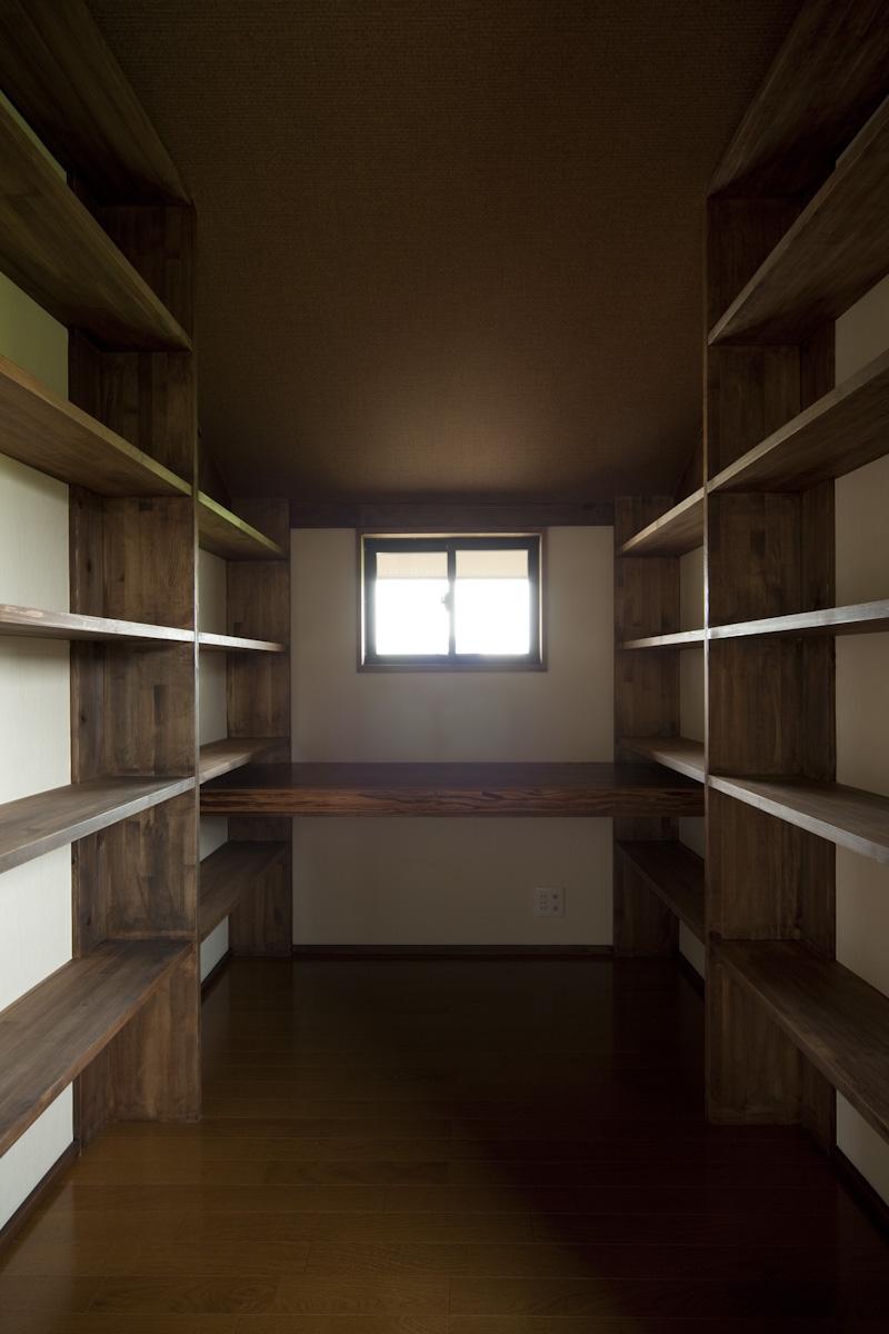 江戸数寄庵の部屋 2階書斎