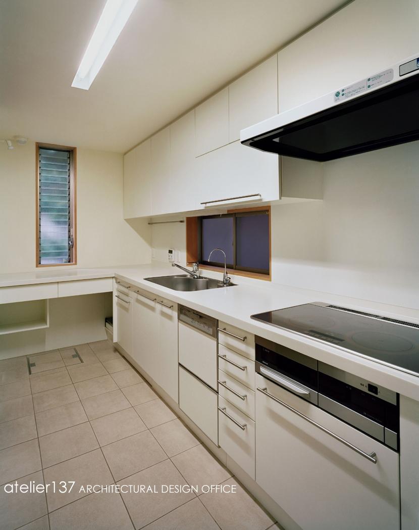 002八潮Fさんの家の写真 キッチン