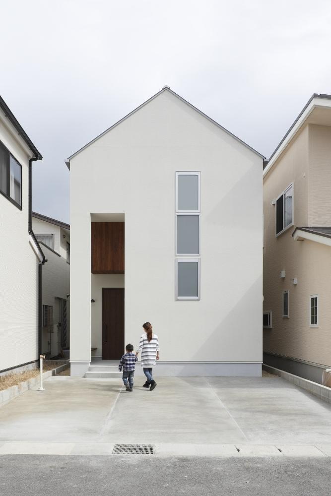 建築家:ALTS DESIGN OFFICE「「羽束師の家」アンティーク・吹抜け・土間」