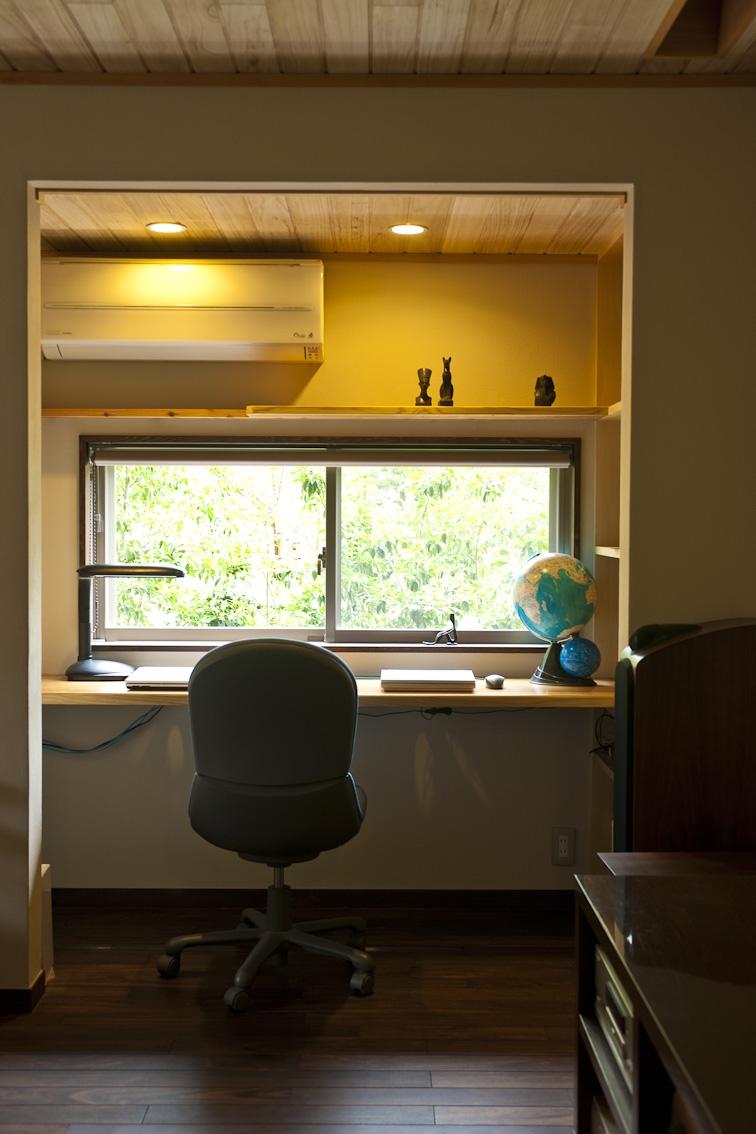 T-HOUSE_Rの部屋 書斎