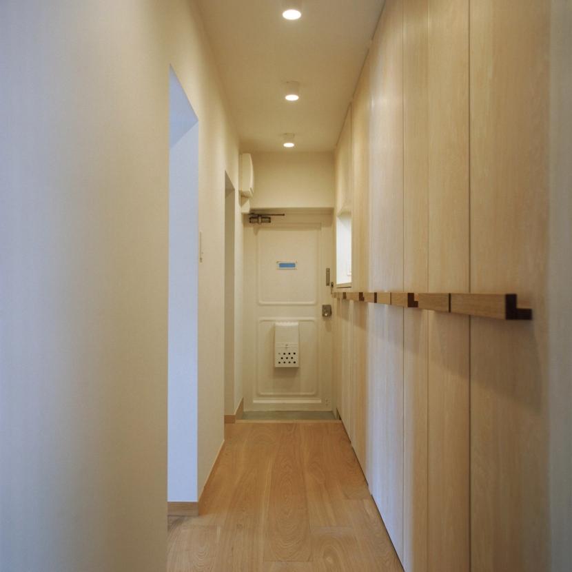 建築家:AIDAHO「たまプラーザ団地リノベーション」