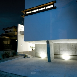 江南の家(プライベートテラスと蔵のある家) (外観4)