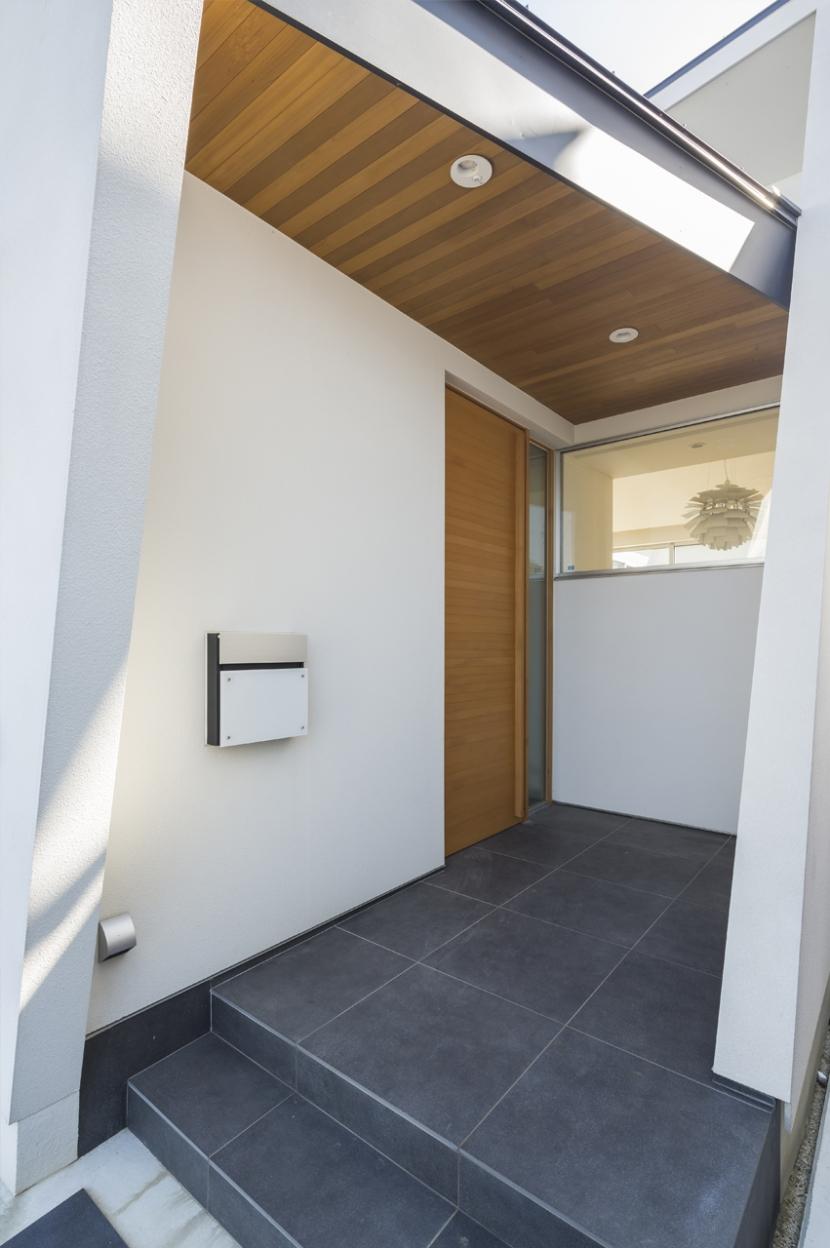 Akihiko Hirukawa「中庭のある平屋の家」