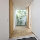 Akihiko Hirukawaの住宅事例「中庭のある平屋の家」
