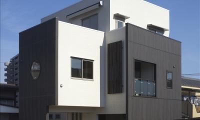 和楽3層住宅