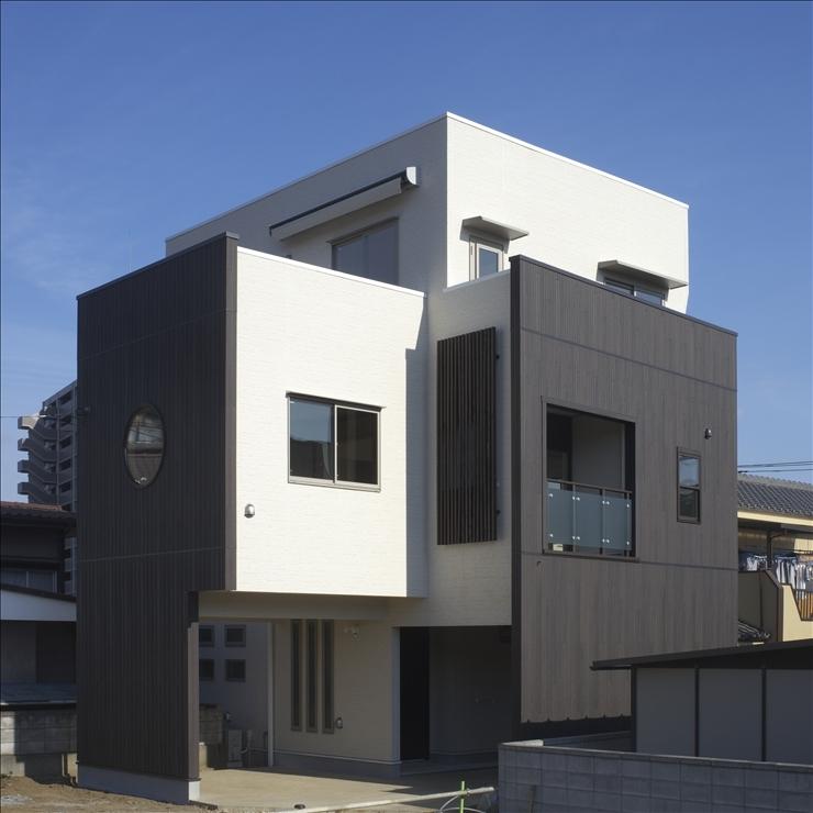 和楽3層住宅の写真 外観