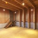 木造軸組み大スパンの家