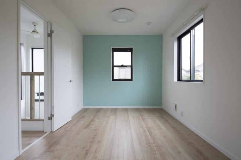 ヴァーティカル・ドリーミンの部屋 2階子供部屋