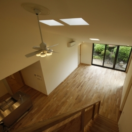 北摂のひろい家|伝統的な座敷と二世帯に対応する新しい住まい