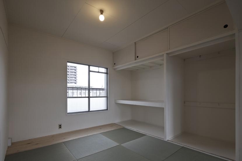 しんかな団地リペア くりの家の部屋 和室