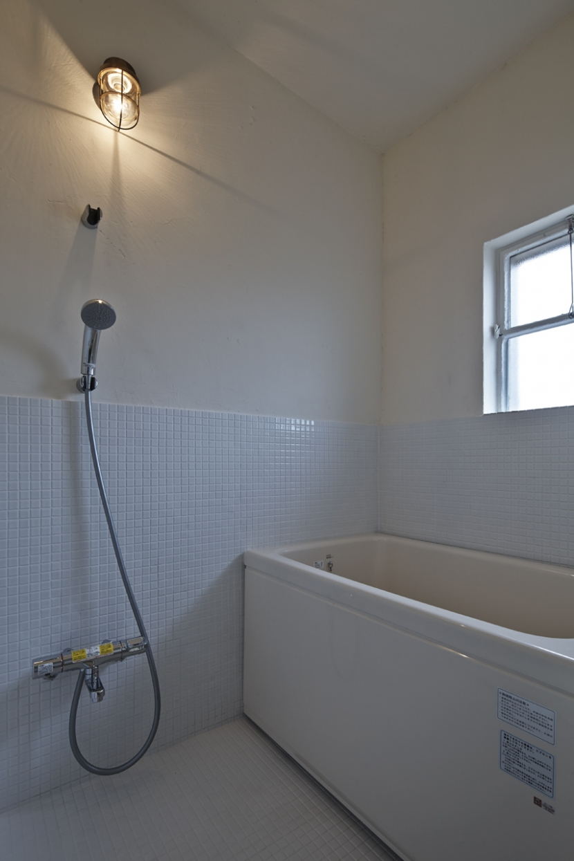 しんかな団地リペア くりの家の部屋 浴室