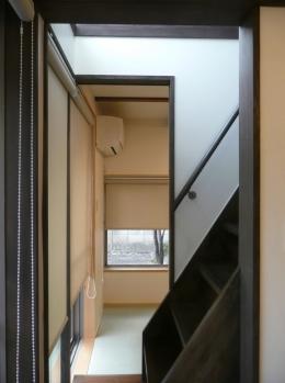 築50年木造家屋のリノベーション (和室)