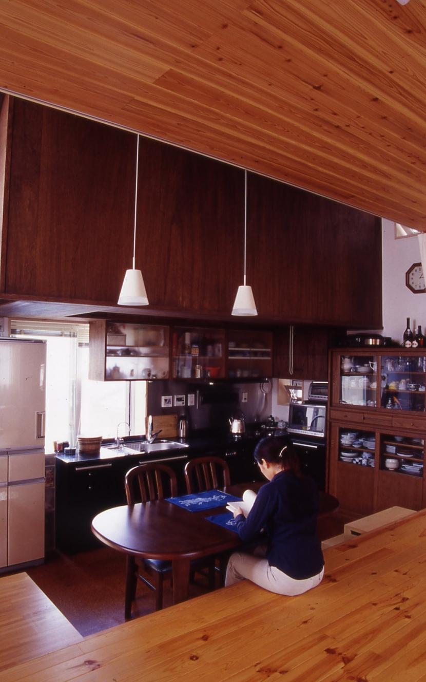 建築家:吉永建築デザインスタジオ「高槻のスキップフロアハウス」