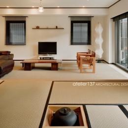R10渋谷Tさんの家-お茶室