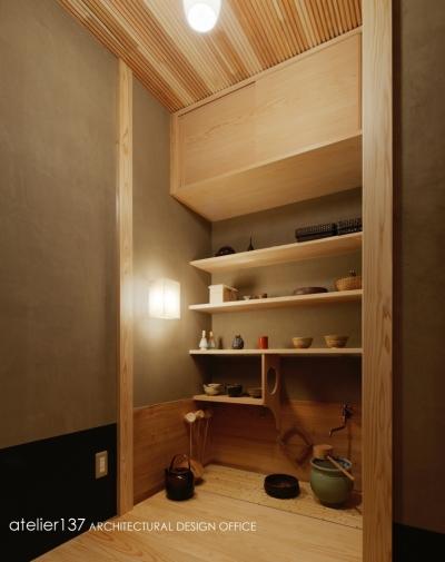 水屋 (R10渋谷Tさんの家)