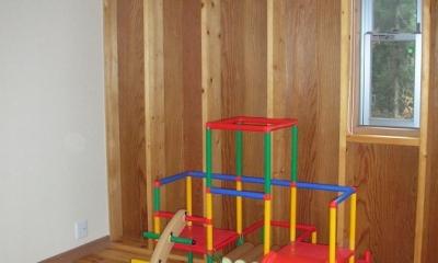 208 外断熱の家 (2階子供部屋)