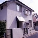 吉永建築デザインスタジオの住宅事例「大階段のある二世帯住宅」