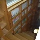 208 外断熱の家の写真 階段
