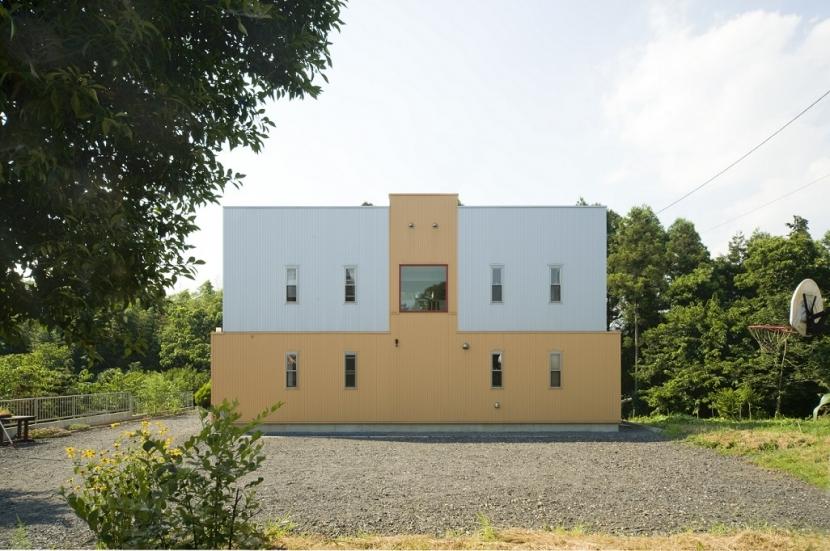 建築家:小堺文彦「208 外断熱の家」