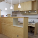 大阪の畳間のあるマンション リノベーション