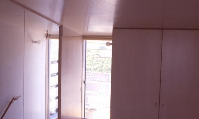 寝室|大阪のミニクーパーな家