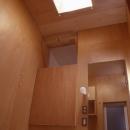 吉永建築デザインスタジオの住宅事例「大阪のミニクーパーな家」