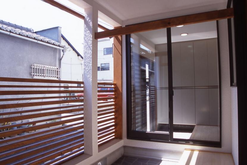 建築家:吉永建築デザインスタジオ「インナーテラスのある長屋リノベーション」