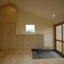 吉永建築デザインスタジオの住宅事例「北摂のひろい家」