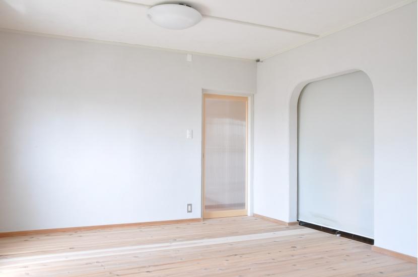 洛西ニュータウンの団地リノベーションの部屋 リビング