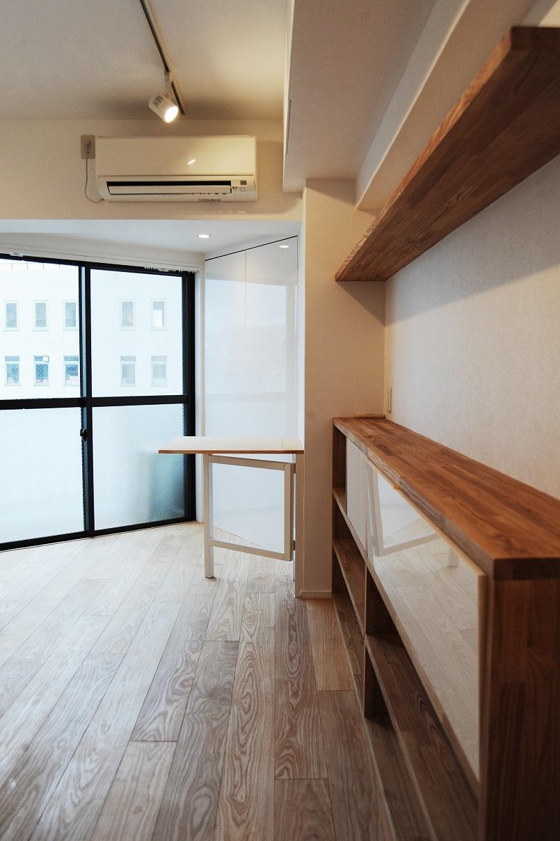 高田馬場1Rマンションの写真 ワンルーム