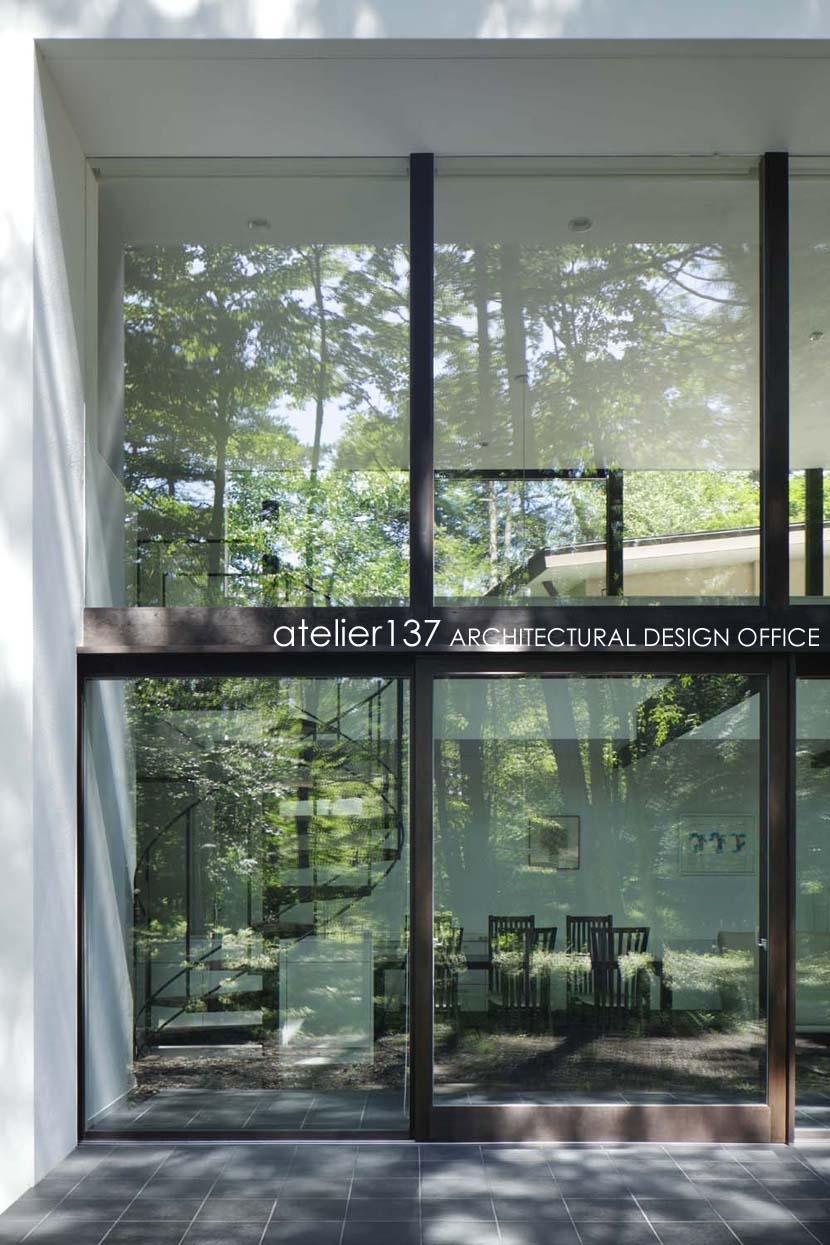 023軽井沢 I さんの家